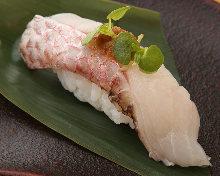 のどぐろ(寿司)