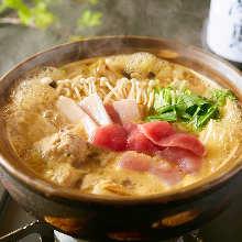 味噌ちゃんこ鍋