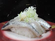 イワシ(寿司)