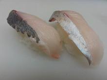 シマアジ(寿司)