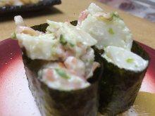 シーフードサラダ(寿司)