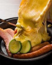 その他 チーズフォンデュ・チーズ料理