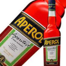 アペロールソーダ