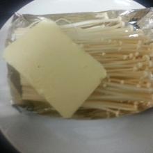 きのこのバター焼き