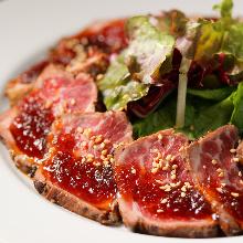 熟成 和牛カルビのステーキ