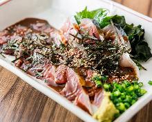 胡麻鯖(郷土料理)