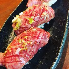 牛握り寿司