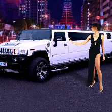 Limo cruise & Cabaret show/豪华轿车夜游