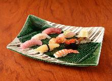にぎり寿司盛り合わせ