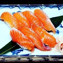 鱒(寿司)