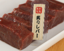 牛レバー(焼肉)