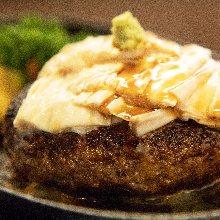 和牛のハンバーグ