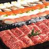 道産和牛と握り寿司100分食べ放題