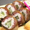 【根室名物】秋刀魚ロール寿司