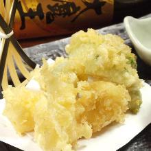 アボカドの天ぷら