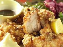 鶏肉のザンギ