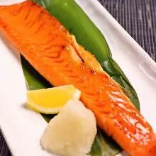 鮭ハラス焼き