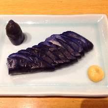茄子漬(寿司)