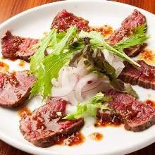 カルパッチョ(肉)