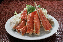 カニ鍋(カニすき)