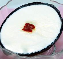 ココナッツアイスクリーム