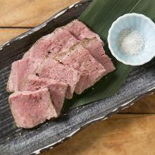 熟成牛ステーキ 白トリュフ塩