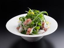 ピリ辛サラダ