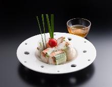 生春巻き(タイ風料理)