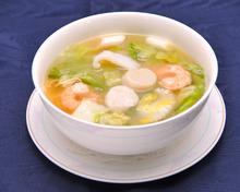 五目スープ麺