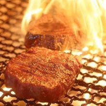 牛タン焼き