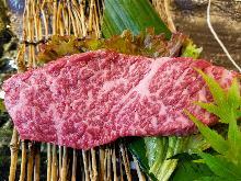 牛カイノミステーキ