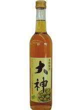本格梅酒 大神(ロック・ソーダ)