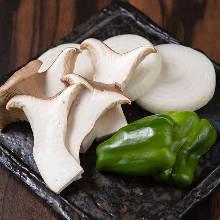 野菜焼き(グリル・ソテー)