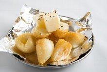ガーリックバター焼き