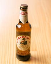 イタリアンビール モレッティ ドッピオモルト