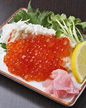 こぼれ寿司(枡寿司)