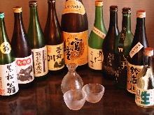 (酒)宮の雪 辛口 (冷)