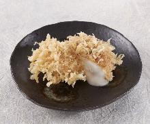 アイスクリームの天ぷら
