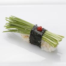 芽ネギ(寿司)