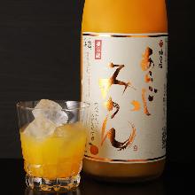 あらごし みかん Orange Liqueur