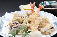 天ぷら盛り合わせ