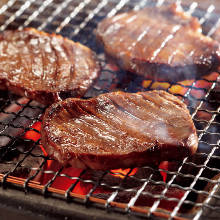 牛タン味噌焼き