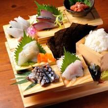 鮮魚おまかせ刺身盛り合わせ