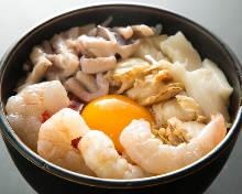 시푸드 오코노미야키
