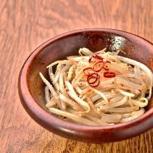 안초비 콩나물