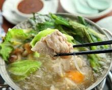 태국식 샤브샤브