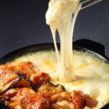 치즈 닭갈비