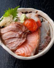 아부리 덮밥