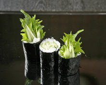 오이 김초밥