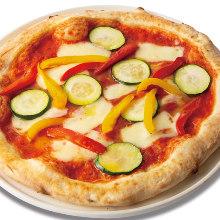 카프리쵸사(피자)